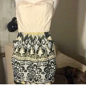 Sugarlips Strapless Dress